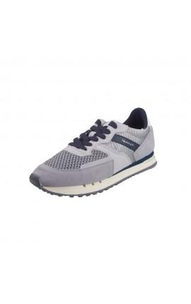 Gant Davenport 18639403 G842 Sleet Gray Yale Blue