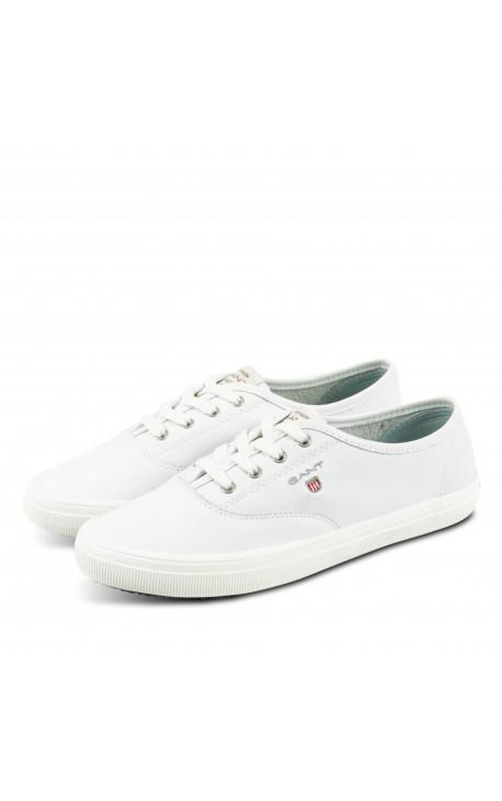 7d2e2c0952d GANT NEW HAVEN 18531398 G290 BRIGHT WHITE - Παπούτσια Γυναικεία ...