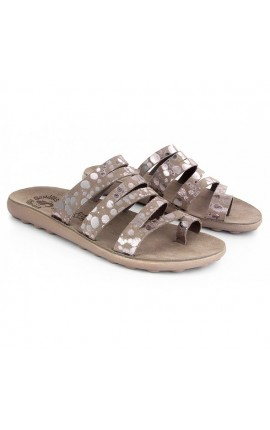 FANTASY SANDALS S 400 MARA COFFE SPLASH
