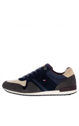 TOMMY HILFIGER ICONIC MATERIAL FM0FM02407 403/MIDNIGHT