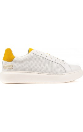AMBITIOUS ASH.0S1.080.253 WHITE/YELLOW