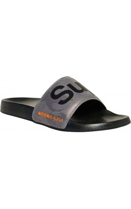 Superdry D1 Printed Beach Slide MF310033A-F28