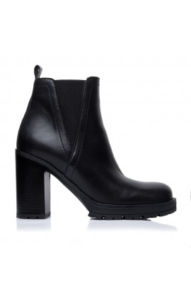 Sante Day2Day Booties 20-430-01 BLACK