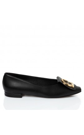 Sante Pumps 20-504-01 BLACK