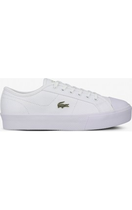 Lacoste Ziane Plus Grand 740CFA0005216 ΛΕΥΚΟ