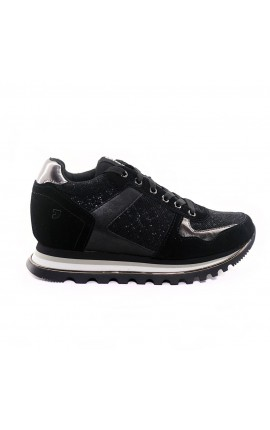 Gioseppo Sneaker Gerpinnes 60447 Black (Μαύρο)