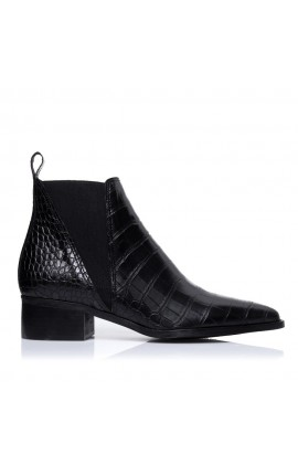 Sante Day2Day Booties 20-434-01 BLACK