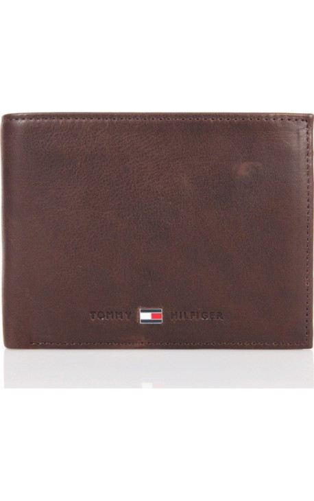 TOMMY HILFIGER JOHNSONCC AND COIN POCKET AM0AM00659-041 ΚΑΦΕ