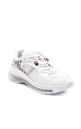 Tommy Hilfiger Monogram Air Runner Mix FW0FW05534 0GY Multi Γυναικεία Sneakers