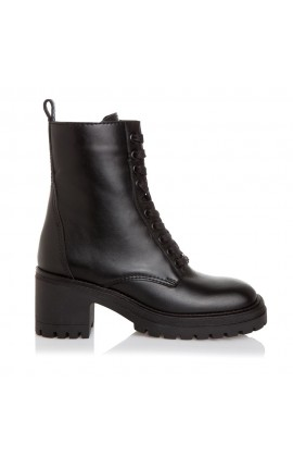 Sante Day2Day Booties 21-438-01 ΜΑΥΡΟ