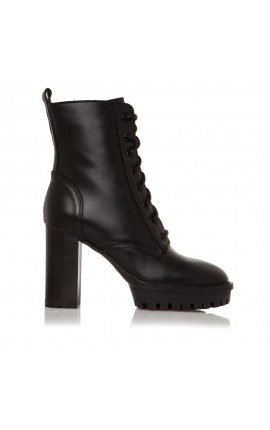 Sante Day2Day Booties 21-445-01 ΜΑΥΡΟ