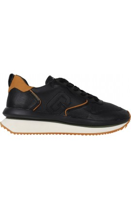 GUESS - Ανδρικό sneakers FM7MADLEA12 Black